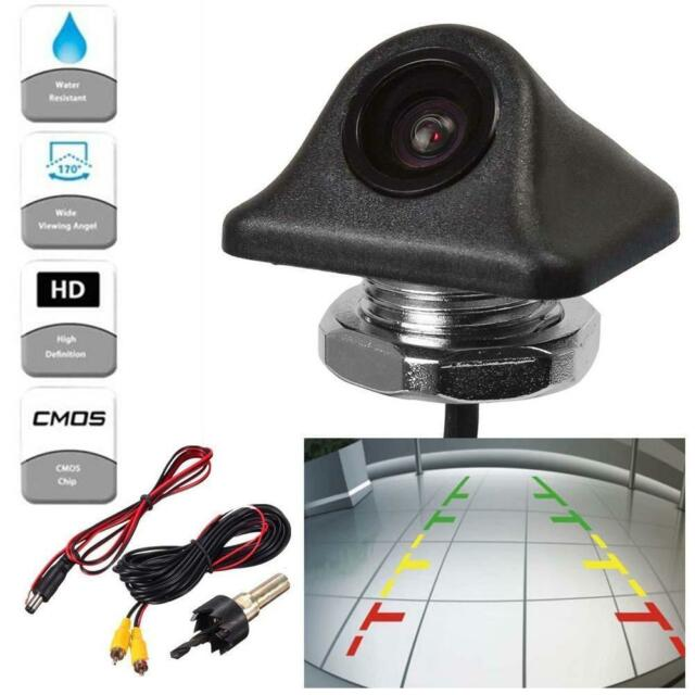 Car170° Rear View Reverse Backup Parking Camera Night Vision Waterproof CMOS GSD