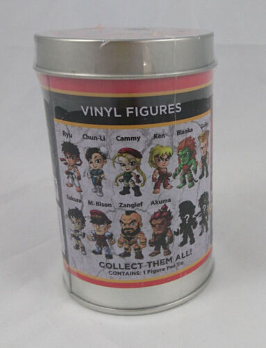 New York Comic détenu 2017 Exclusive Metallic Ryu Lil /'Street Fighter Vinyl Cryptozoic limited edition of 300