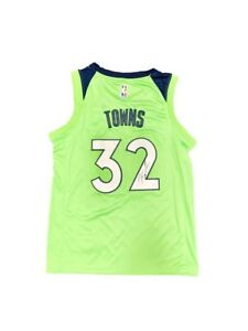 fa2aa96dcc1 Image is loading Karl-Anthony-Towns-Signed-Minnesota-Timberwolves-2018-City-