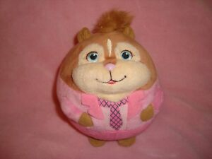 Ty Beanie Ballz Alvin   the Chipmunks BRITTANY Chipette 2012 Plush ... d84aaf3704c3