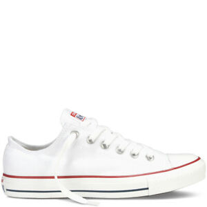 Converse-Chuck-Taylor-All-Star-Classic-Low-White-Converse-bassa-in-tela