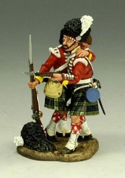 King & país - crw21 - Highlander help amigos