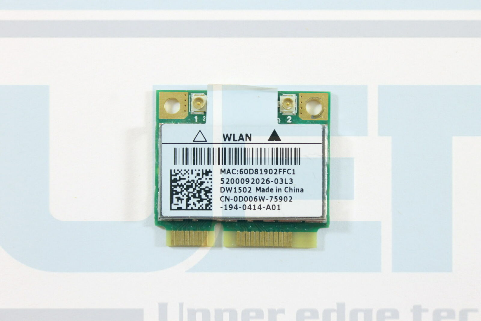 Dell Inspiron N5040 Vostro 360 D006W 802.11n Half Height Tested Warranty