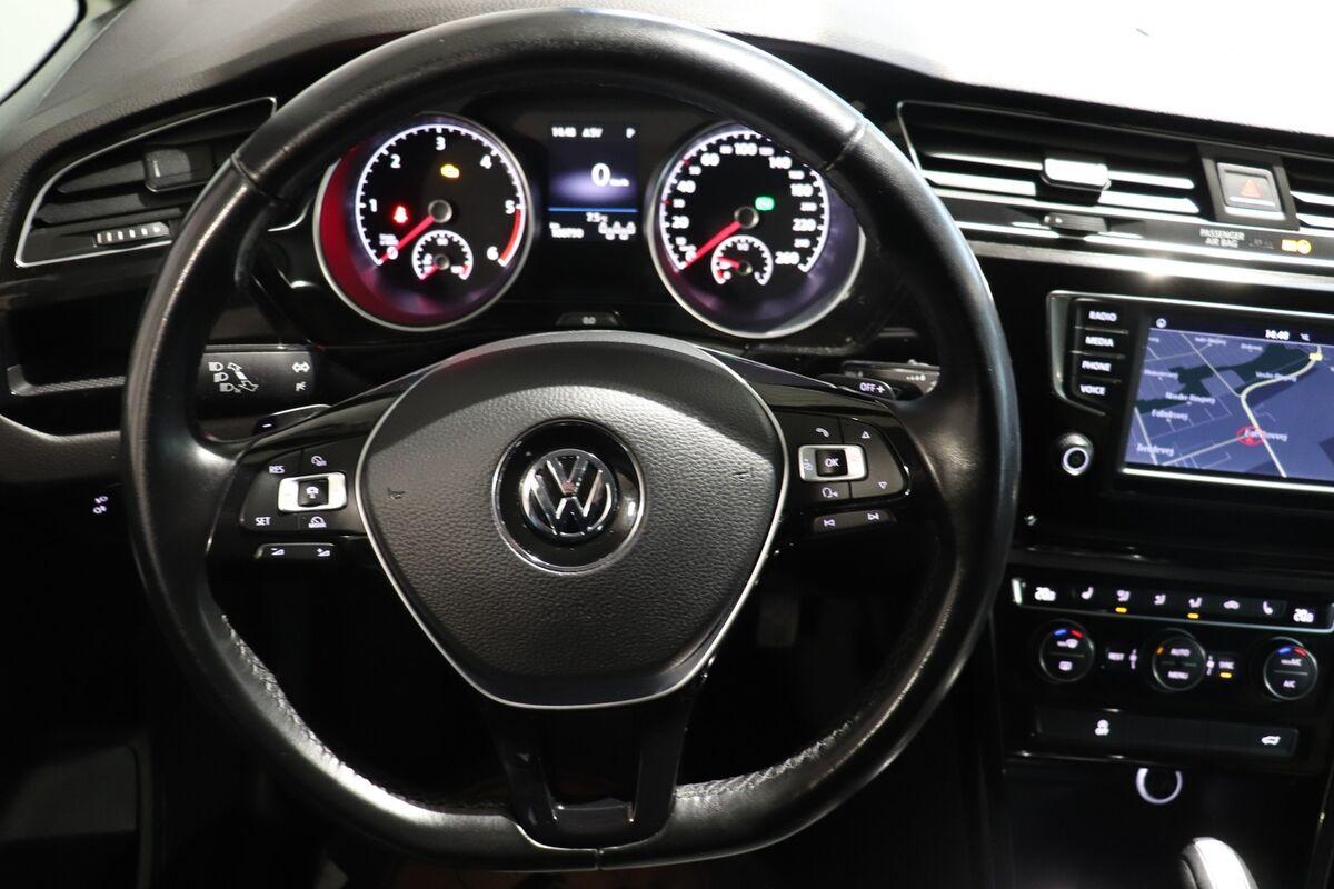 VW Touran 2,0 TDi 150 Highline DSG 7prs