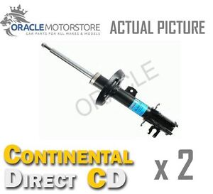 2-x-CONTINENTAL-DIRECT-FRONT-SHOCK-ABSORBERS-STRUTS-SHOCKERS-OE-QUALITY-GS3147FL