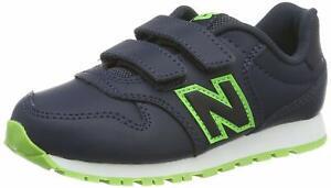 New-Balance-Kv500v1-Sneaker-Unisex-Bambini-KV500GEYM12-SCARPA-JR-N-G