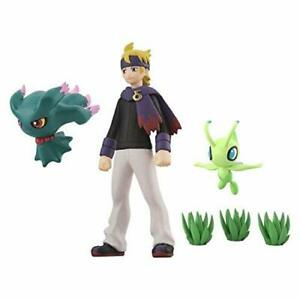 Morty-amp-Misdreavus-amp-Celebi-Figure-Pokemon-scale-World-Johto-region-BANDAI-JAPAN