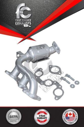 2004 2005-2007 Toyota Highlander Manifold Catalytic Converter Bank 1//2 3.3L set