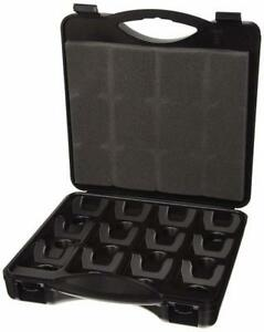 Andis-Hair-Clipper-Blade-Carry-Case-Hard-Box-Wahl-Oster