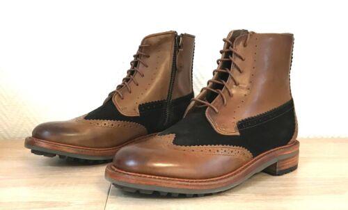45 GORDON /& BROS NIMO NICO B Stiefel /& Stiefeletten in Leder Gr