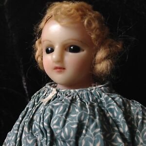 LOVELY-early-and-rare-English-poured-wax-doll-with-lever-eyes