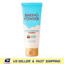 [ ETUDE HOUSE ] Baking Powder B.B Deep Cleansing Foam 160ml ++Free Sample++