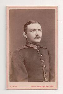 Vintage-CDV-Fuchs-2nd-Lieutenant-Seventh-Division-German-Military