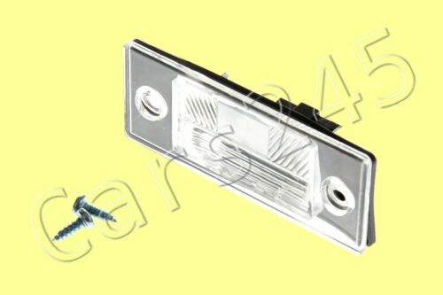 Rear License Plate Light Lamp with gasket Fits VW Transporter T5 03-2009