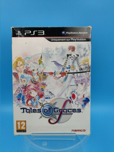 jeu video sony playstation 3 ps3 complet PAL tales of graces f