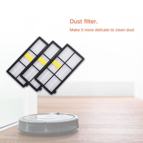 19pc For iRobot Roomba Filters 800 /& 900 Series 860 880 890 960 980 Vacuum Brush