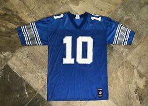 Details about Vintage Detroit Lions Charlie Batch Reebok Football Jersey, Size Large