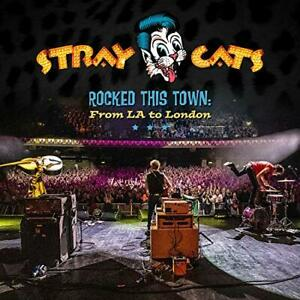 STRAY-CATS-ROCKED-THIS-TOWN-FROM-LA-TO-LONDON-CD-NEUF