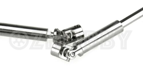 Orlandoo 1//32 OH32A02 Aluminum 30-40mm Driveshaft Silver #MD5-300