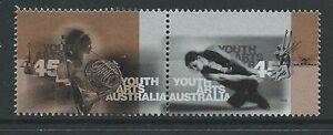 Australien-1998-Youth-Arts-Nicht-Gefasst-Postfrisch-MNH