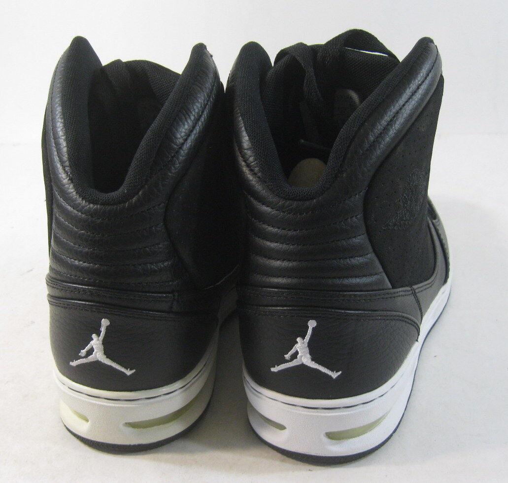 Nike Air Jordan Classic '91 nero nero nero Basketball Uomo scarpe 384441-011 Dimensione 8 86f942