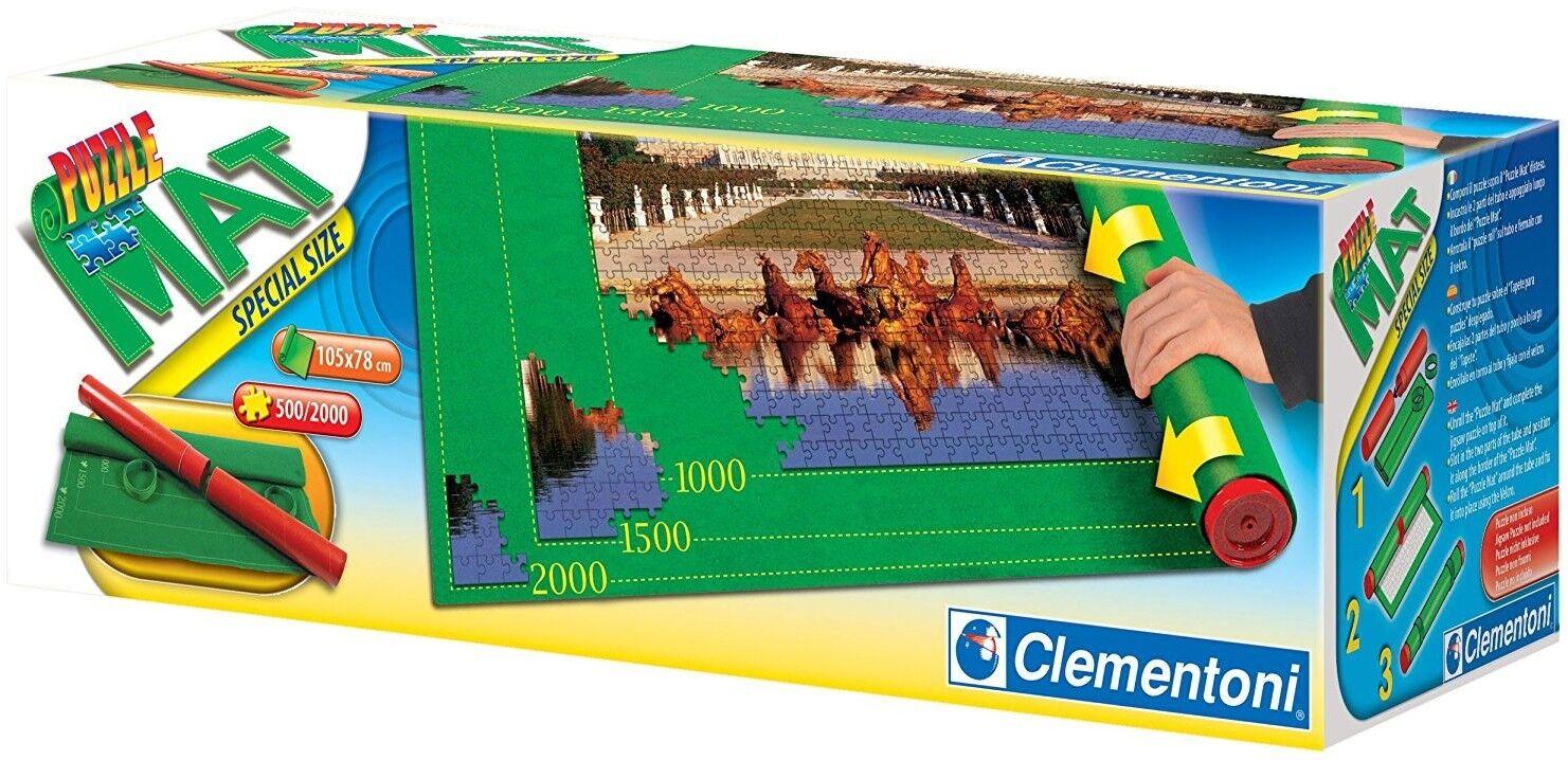 CLEUomoTONI Roll Tappetino Puzzle UNIVERSALE  Multi-colore