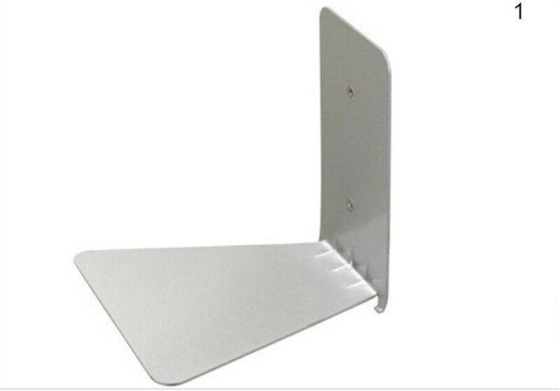 1 Pcs Wall Home Decor Design Student Creative Hidden Invisible Book Shelf X/_NIU