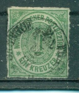 NDP-Ziffer-im-Oval-Nr-7-x-duennes-Papier-gestempelt