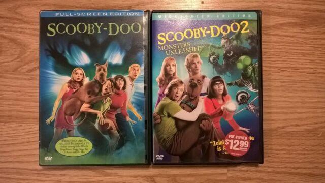 Scooby Doo Scooby Doo 2 Monsters Unleashed For Sale Online Ebay