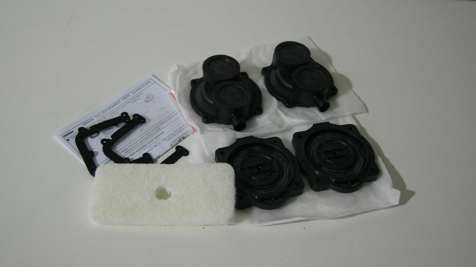 Secoh Full Service Kit for JDK 100/120 Air pump for Pond or Sewage Pump SE31