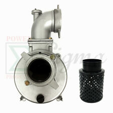 New Sigma Semi Trash Water Pump Only For Keyed Shafts 4 In Ports