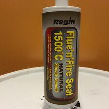 REGIN-CANNA FUMARIA & FIRE GUARNIZIONE-Naturale-stabile al calore a 1500C