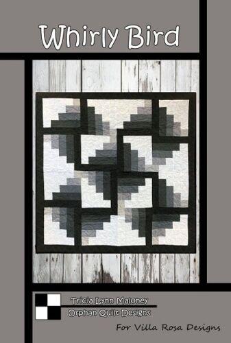 Whirly Bird Quilt Pattern