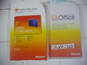 microsoft office pro key 2010