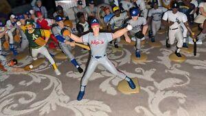 Tom Glavine Atlanta Braves 1992 SLU Starting Line Up Loose Figure