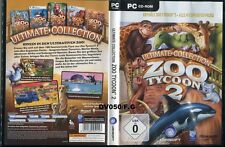 PC - Zoo Tycoon 2 + 4 Expansion Packs!! - Ultimate Collection