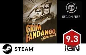 Grim-Fandango-Remastered-PC-Steam-Download-Key-FAST-DELIVERY
