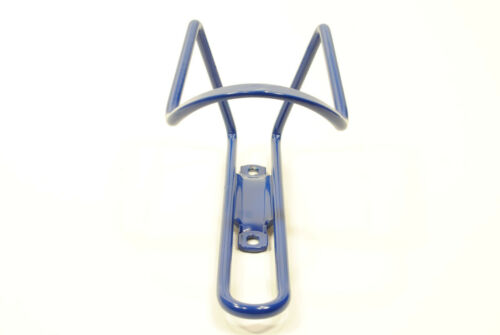 Aluminio Azul Bici Bicicleta Botella de agua jaula Titular Nuevo