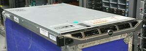 DELL R630 8-SFF 2X E5-2697A v4 2.60Ghz 16-Core XEON 128GB RAM H730 4x Caddy 2xPS