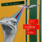 It Hates You 0898845002248 by He Is Legend CD