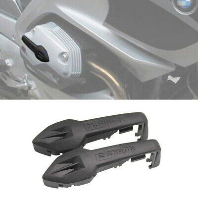 ABS Ignition Spark Plug Cover Guard For BMW R1200RT R900RT R1200GS R1200R R1200S HP2