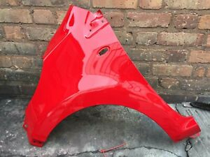 Peugeot-107-Near-Side-Wing-In-Red-2006-New