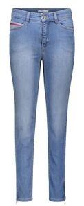 Bleu 38 40 angela Femmes Short Mac clair Jeans Gr bleu femme 42 U7wff4