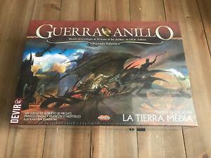 juego de estrategia - GUERRA DEL ANILLO - DEVIR Ed Español - Wargame