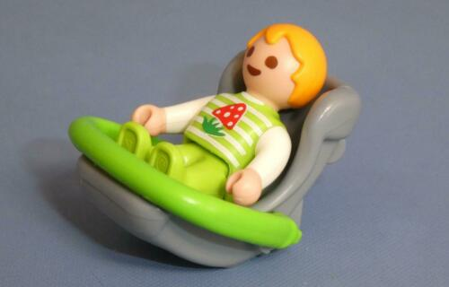 Playmobil  Baby /& Car Seat Carrier for House Hospital Park Car NEW