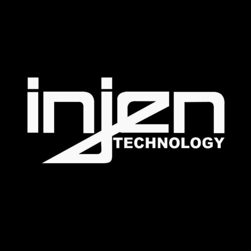 2X Injen Technology vinyl sticker decals intakes car