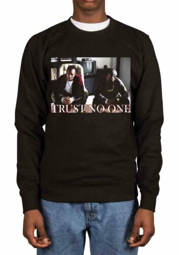 Paid in Full Trust No One Sweatshirt Rico Mitch Ace Queens Trap Trill Dope Swag
