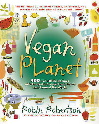 1 of 1 - The Vegan Planet: 400 Irresistible Recipes With Fantastic Flavors from Home and