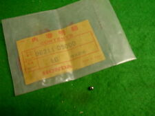 HONDA VFR750 SA50 CBX750 CH GENUINE NOS PACK OF 10 STEERING STEM BALL BEARINGS