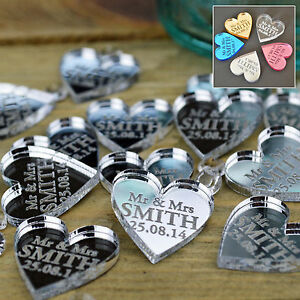 Personalised-Love-Hearts-Wedding-Favours-Table-Centrepiece-Decorations-Mr-amp-Mrs